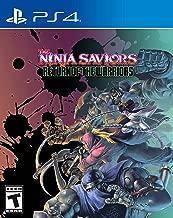 The Ninja Saviors - Return of The Warriors - PlayStation 4
