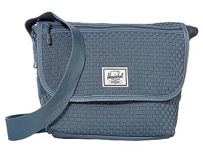 Herschel Supply Co. Grade Mini (Blue Mirage) Messenger Bags
