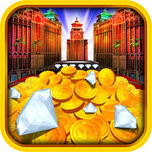 Diamond Dozer Coin Pusher - FREE Daily Cash Machines Game