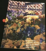 The Weekend Gardener Journal January/February 1987 (Vol.3, No.4)