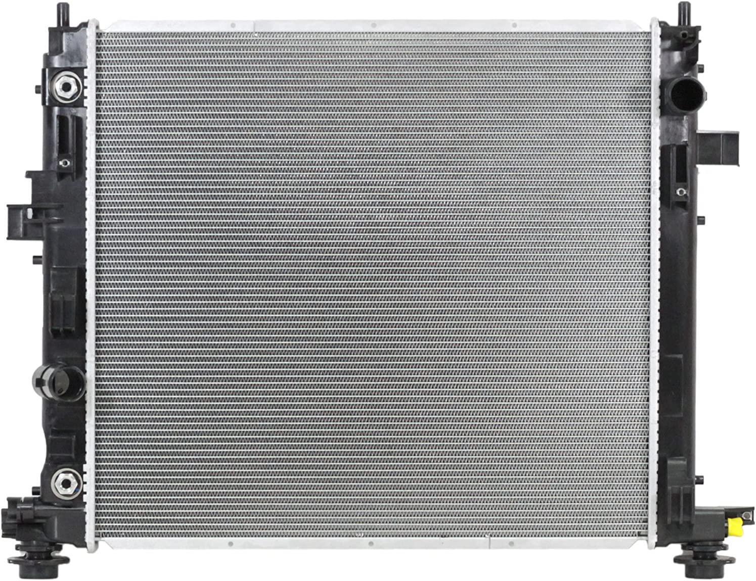 Radiator Be super welcome - Pacific Best Inc. Fit For Philadelphia Mall ATS Se Cadillac 13-15 13349