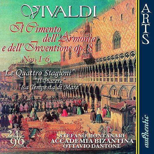 Vivaldi: Il Cimento DellArmonia E DellInventione Op. VIII - Vol. 1