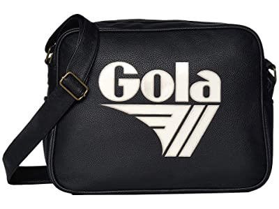 Gola Redford Tournament (Black/Off-White) Messenger Bags