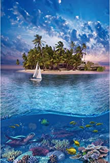 Tektalk 1000 Piece Puzzle Jigsaw Puzzle for Teens & Adults-Tropical Island
