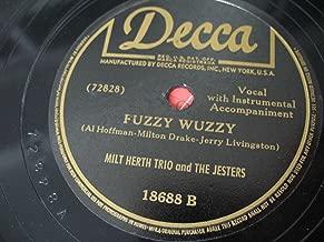 Please No Squeeza Da Banana / Fuzzy Wuzzy