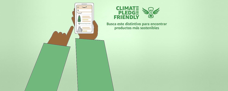 Busca este distintivo para encontrar productos más sostenibles