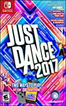 just dance switch 2017
