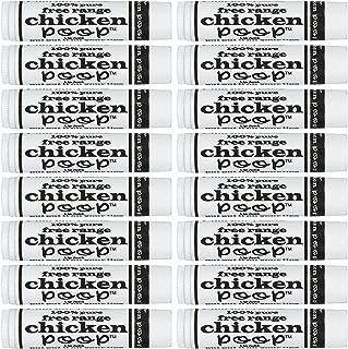 Simone Chickenbone Chicken Poop Lip Junk (16 Pack)