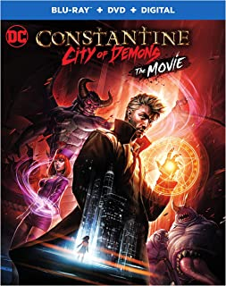 Constantine: City of Demons (Blu-ray/DVD/Digital)