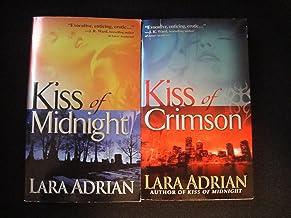 Laura Adrian 2 Midnight Breed Series: Kiss of Midnight+Kiss of Crimson