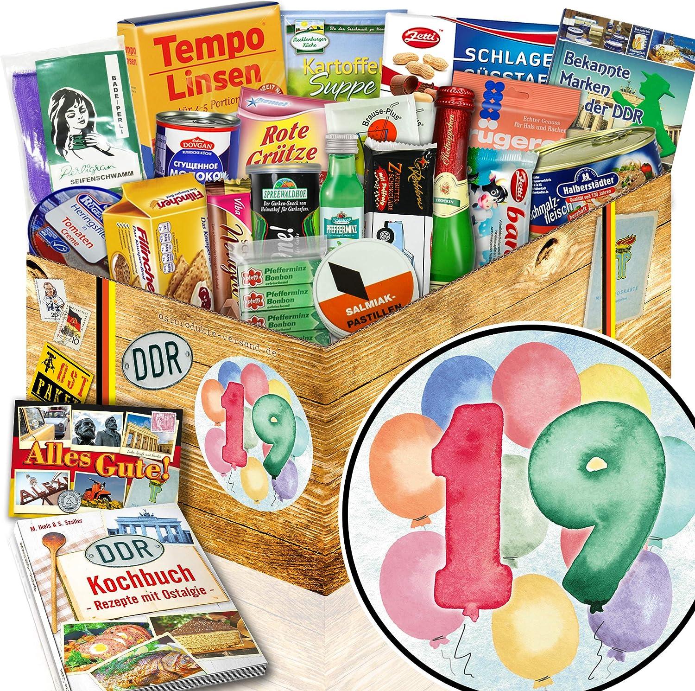 19. Hochzeitstagsgeschenk   Spezial Geschenk Geschenk Geschenk   Geschenk Box   Ossi Produkte B07DR6LZVX | Wir haben von unseren Kunden Lob erhalten.  cb9c7e