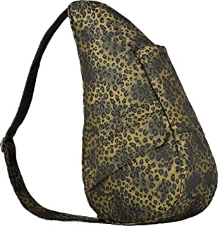 AmeriBag Healthy Back Bag tote Print Small (Leopard Luxe)