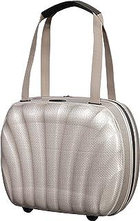 (Pearl) - Samsonite Cosmolite 3.0 Facelift 2 Beauty Case 13 Litres Pearl