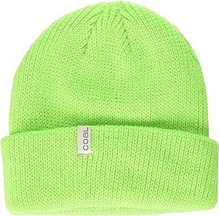 57fff15ced6f4 Coal Mens The Frena Fine Knit Beanie Hat Beanie Hat