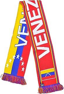 Venezuela Knitted Scarf