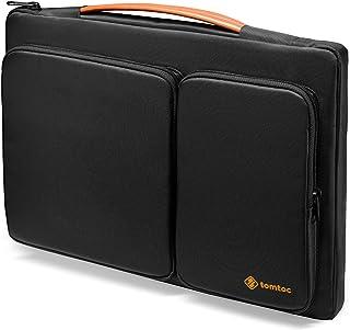 tomtoc 360度保護 ノートパソコンケース 15インチ MacBook Pro Touch Bar搭載 Late 2016 - 2019   14インチ ThinkPad T-Series / X1 Carbon 第1-4世代   14イ...