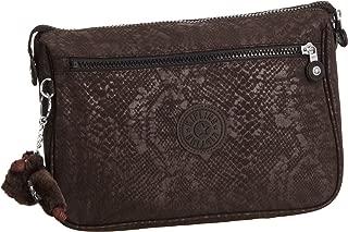 Unisex-Adult Puppy Top-Handle Bag Brown Snake K10987