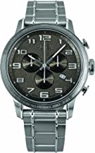 ALFEX Men's Watch Chronograph Quartz with Stainless Steel Band 5672/210