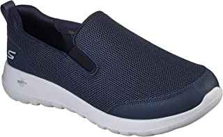 Skechers Men's Go Max Clinched-Athletic Mesh Double Gore Slip on Walking Shoe