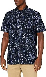 Tommy Hilfiger Men's Large Seasonal Print Shirt S/S Sweatshirt