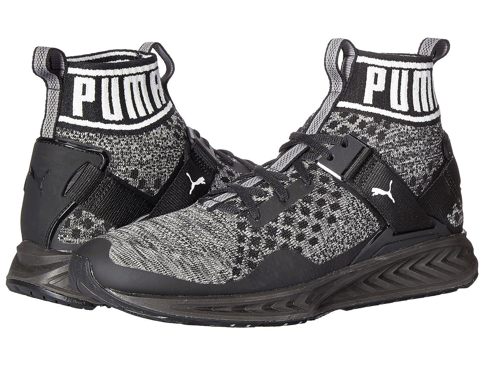 PUMA Ignite evoKNITAtmospheric grades have affordable shoes