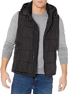 Tommy Hilfiger Men's Hooded Puffer Vest