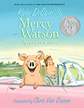 Mercy Watson Goes For a Ride Book Cover