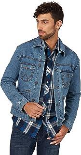 Men's Retro Unlined Stretch Denim Jacket