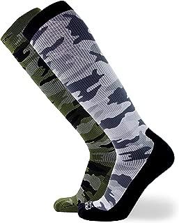 Camo Compression Socks for Men, Women – Best Graduated Compression Socks