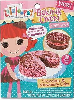 Lalaloopsy Baking Oven Mix- Chocolate & Strawberry Cake