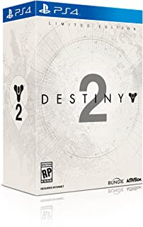 Destiny 2 - PlayStation 4 Limited Edition(Console Not Included)