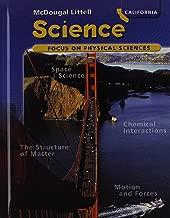 Focus on Physical Sciences: California Edition