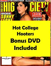 Sunny Leone Kelly Summer High Society 255 2017 with Hot College Hooters Bonus DVD