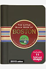 The Little Black Book of Boston 2015: The Essential Guide to the Heart of New England Hardcover-spiral