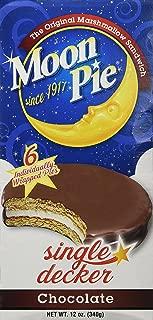 single decker moon pie