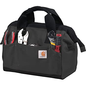 Carhartt Trade Series Tool Bag, Medium, Black