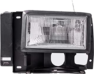Dorman 1590204 Driver Side Headlight Assembly For Select Ford Models