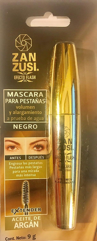 ZAN San Jose Mall ZUSI EXTENDER Waterproof Mascara Mexico free 9g Black