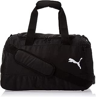 PUMA Unisex-Adult Small Duffle Bag, Black - 074896