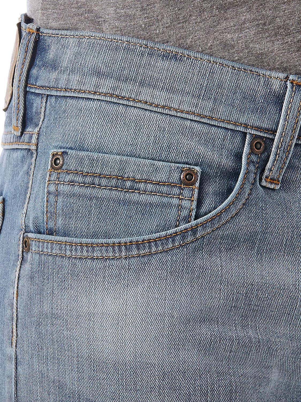 Wrangler Mens Slim Fit Straight Leg Jean Jeans