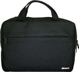 Inland Pro 15.6-Inch Notebook Bag, Black (02438)