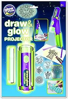 Brainstorm Draw & Glow Projector