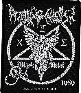 NagaPatches Rotting Christ patche officiel patch /écusson sous license