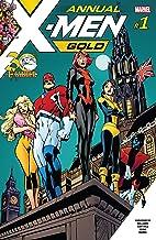X-Men Gold (2017-2018) Annual #1