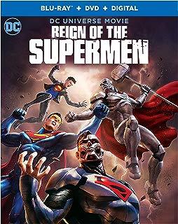 Reign of the Supermen (BD/DVD/Dig)