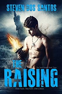 The Raising (The Torch Keeper Book 3)