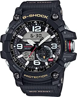 G-SHOCK MASTER OF G MUDMASTER GG-1000-1AJF MENS JAPAN IMPORT