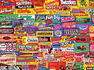 1000 Piece Puzzle for Adults - Candy Craziness Jigsaw Puzzle