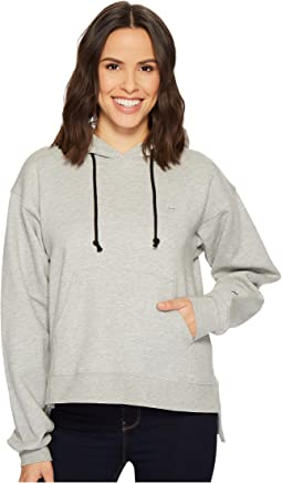 Hudson - Classic Pullover Hoodie in Heather Grey