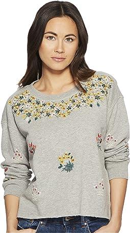 Lucky Brand - Floral Gardens Sweatshirt